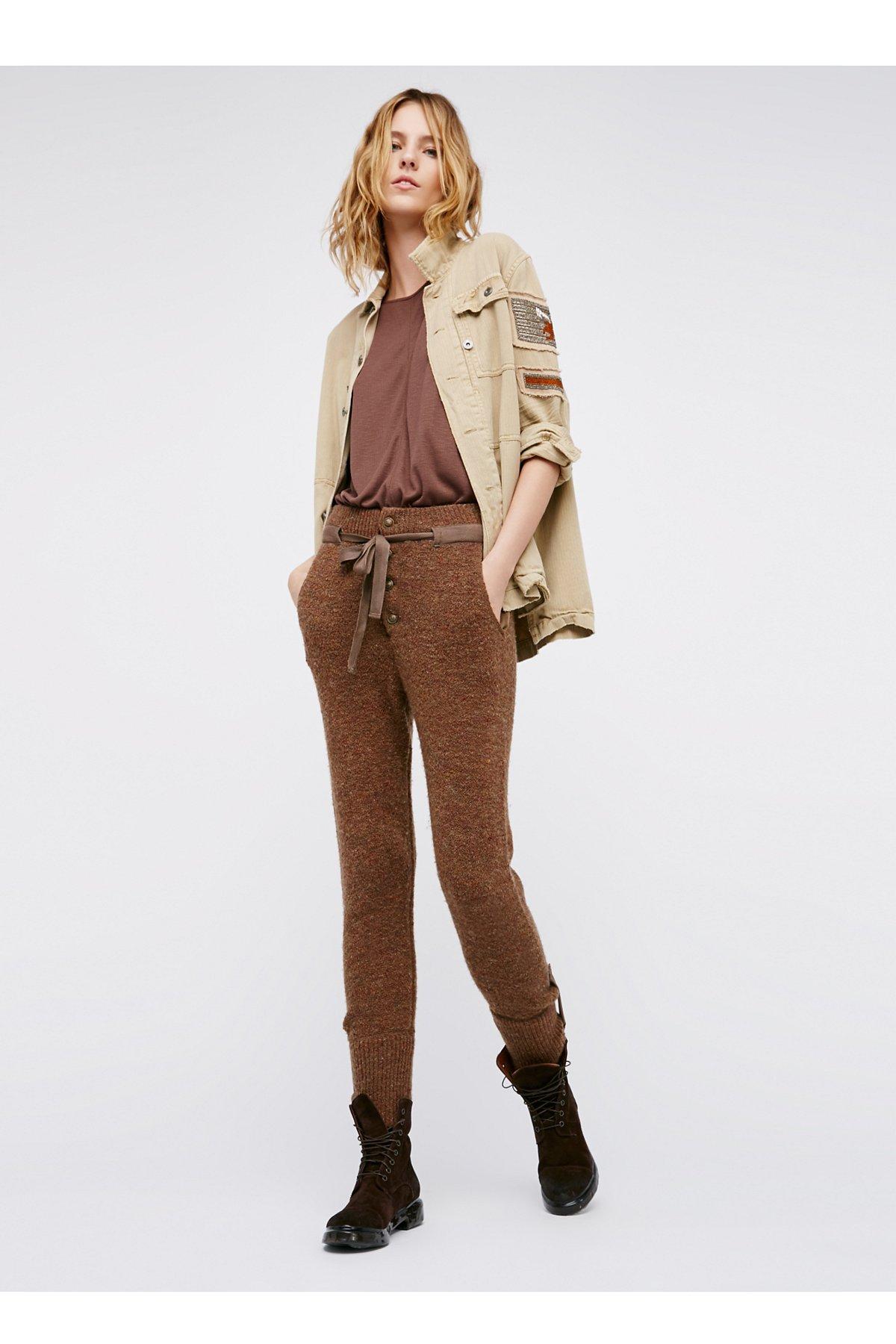 Brandywine Cosy Trouser