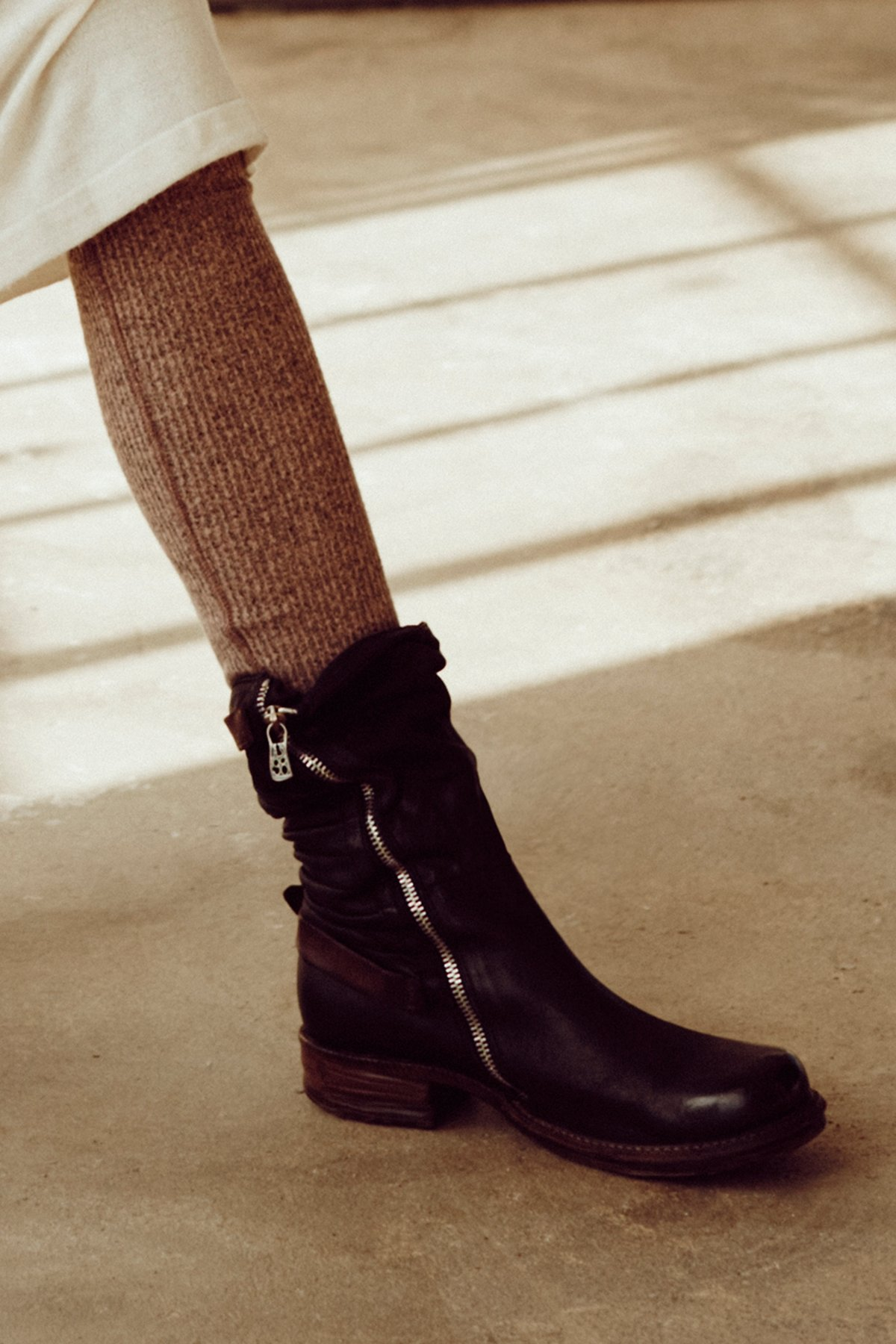 Billow Ankle Boot