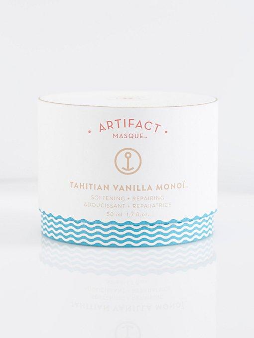Product Image: Tahitian Vanilla Monoi Masque
