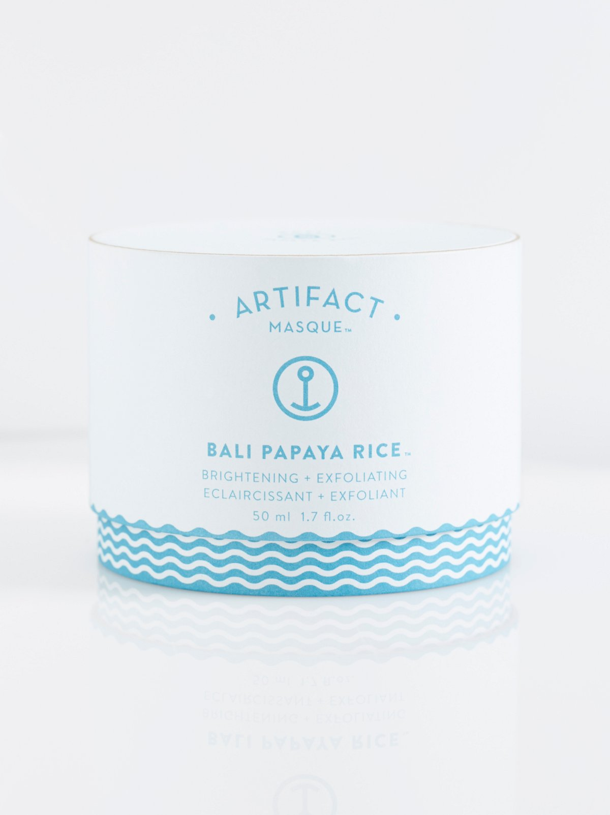 Bali Papaya Rice Masque
