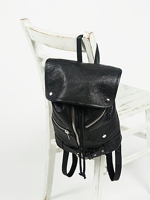 Product Image: Edie Leather Backpack