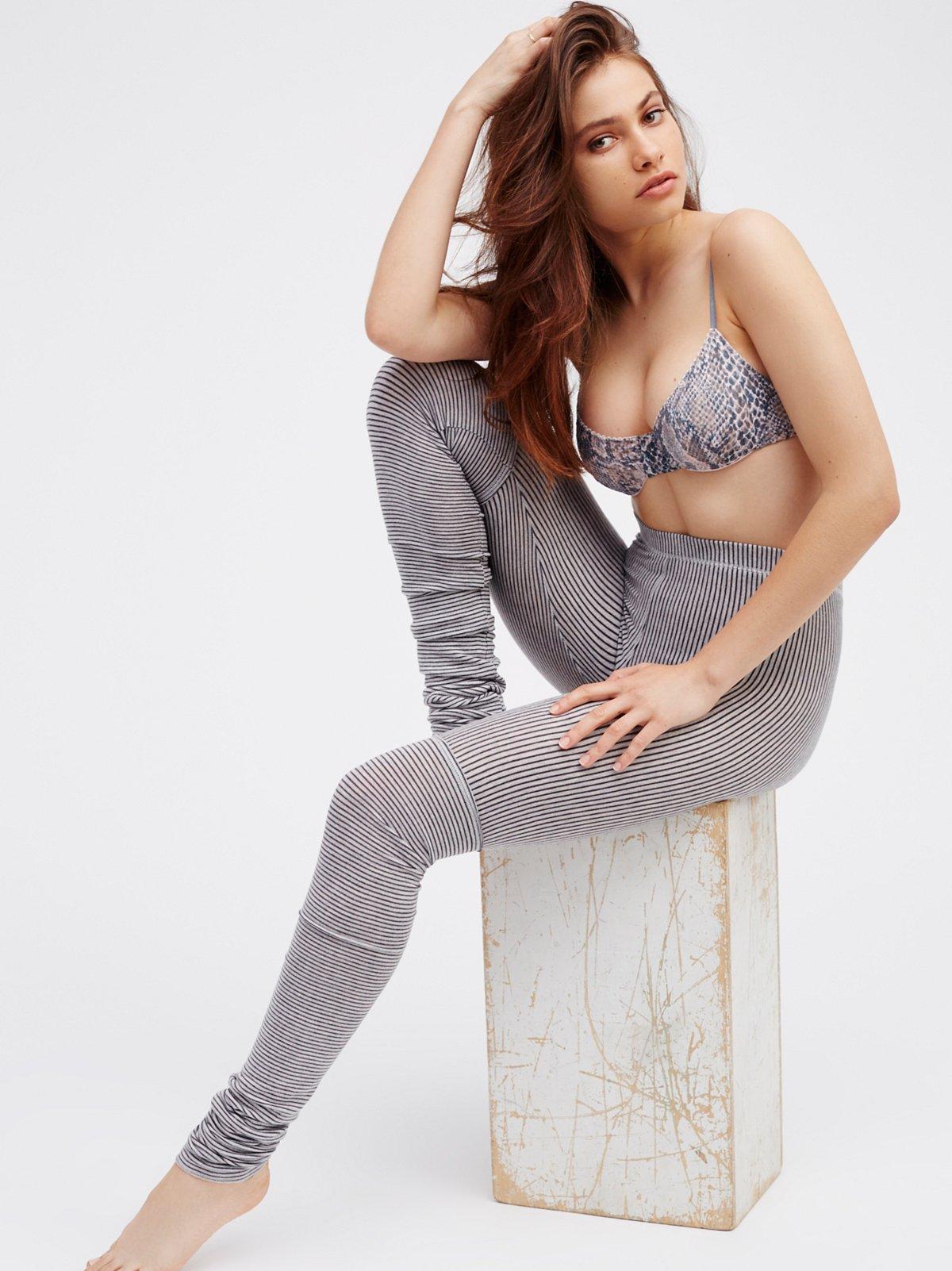 Stripe Soft Legging