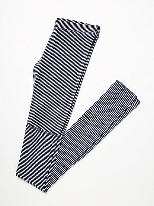 Product Image: 条纹软打底裤
