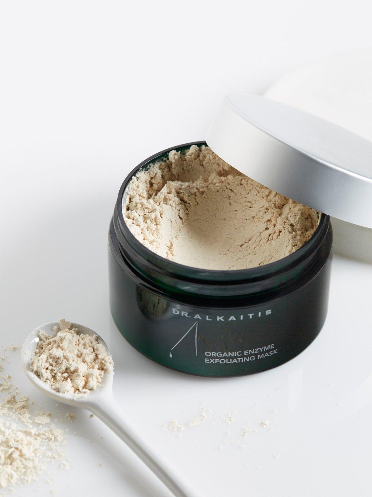 Organic Enzyme Exfoliating Mask