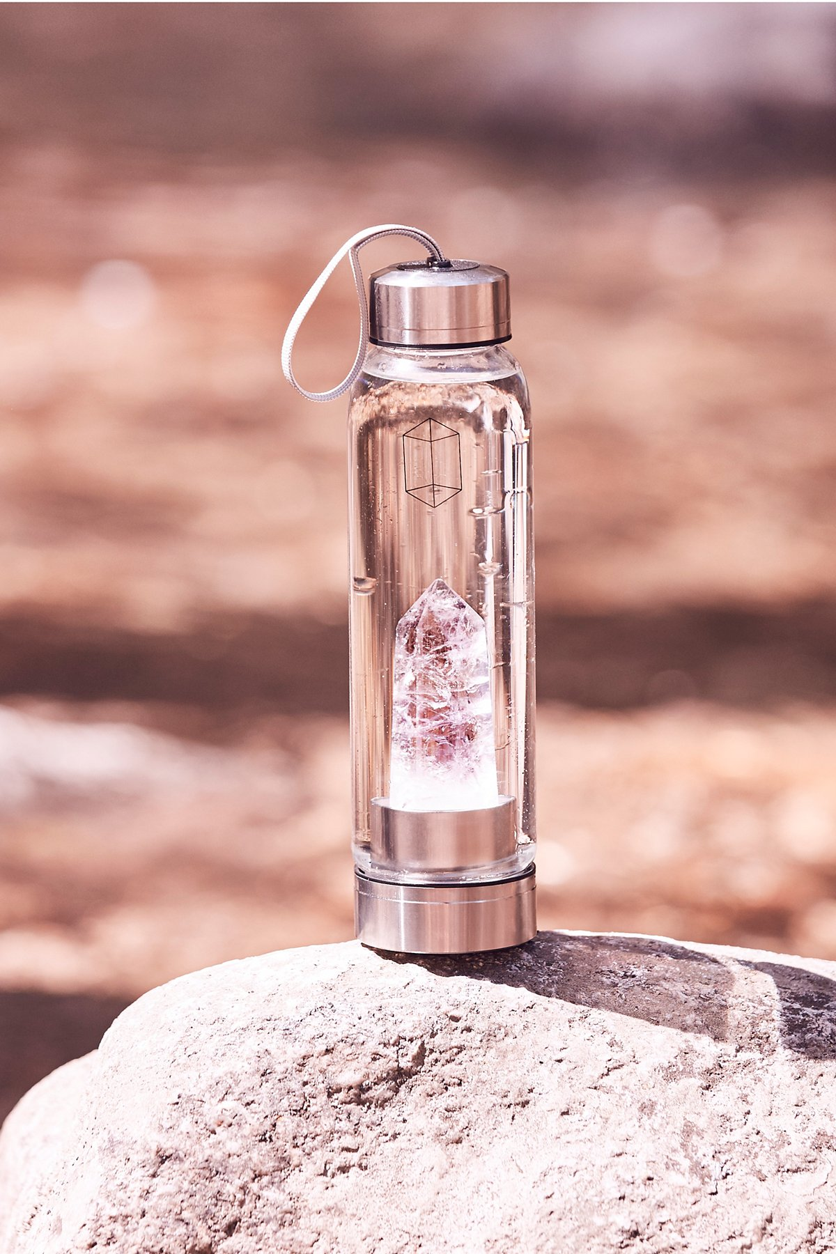 Crystal Elixir Water Bottle