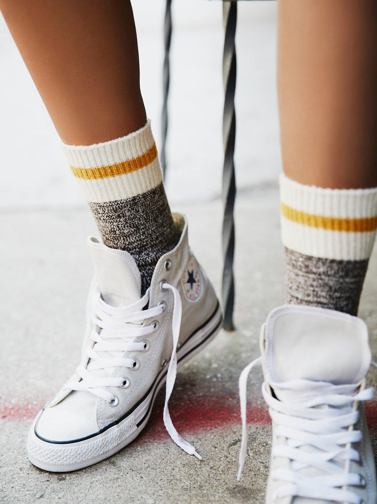 Farrah Crew Sock