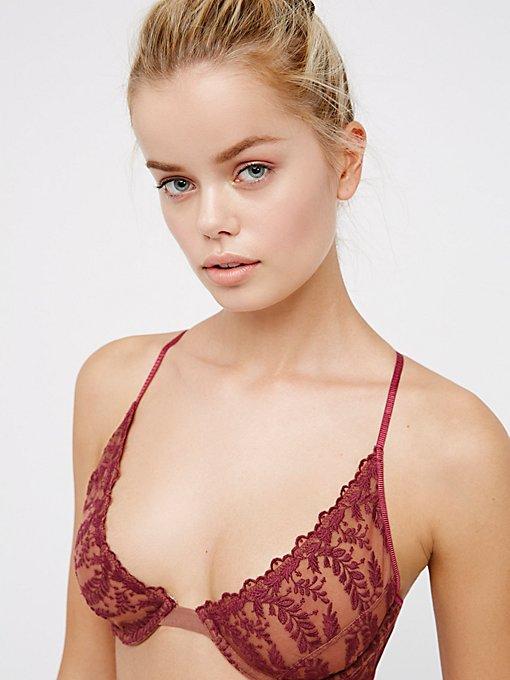 Product Image: Crimson Clover Underwire Bra