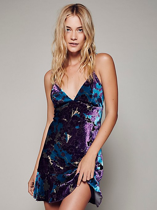 Product Image: Burnout Slip Dress