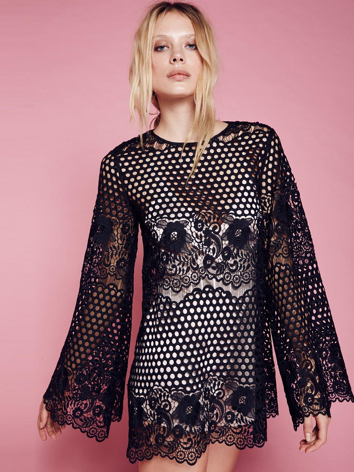 Like I Would Mini Dress