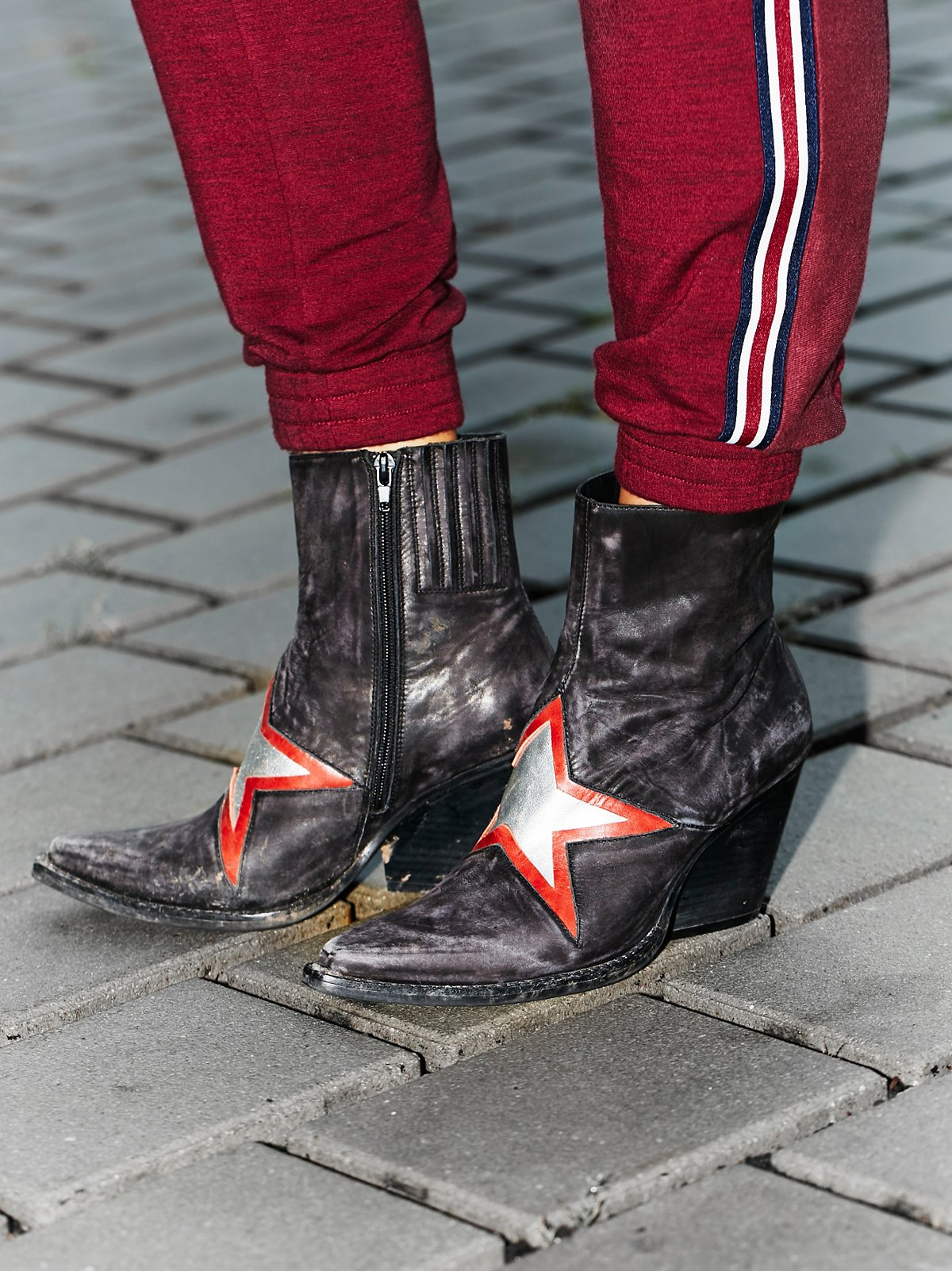 Wild Star Boot