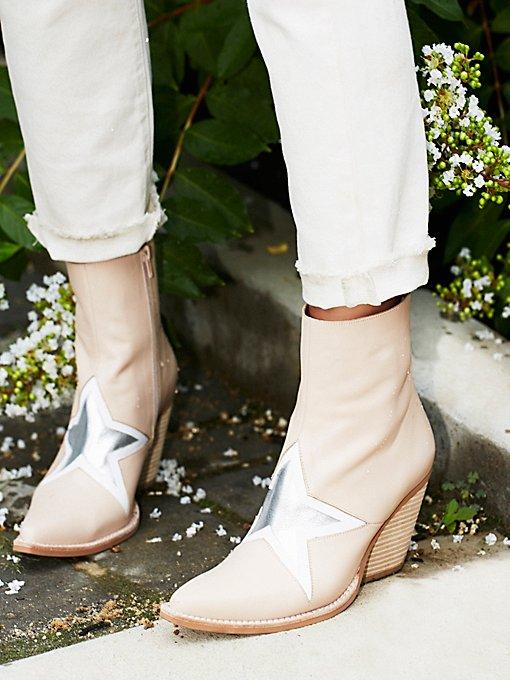 Product Image: 西部风星星靴子