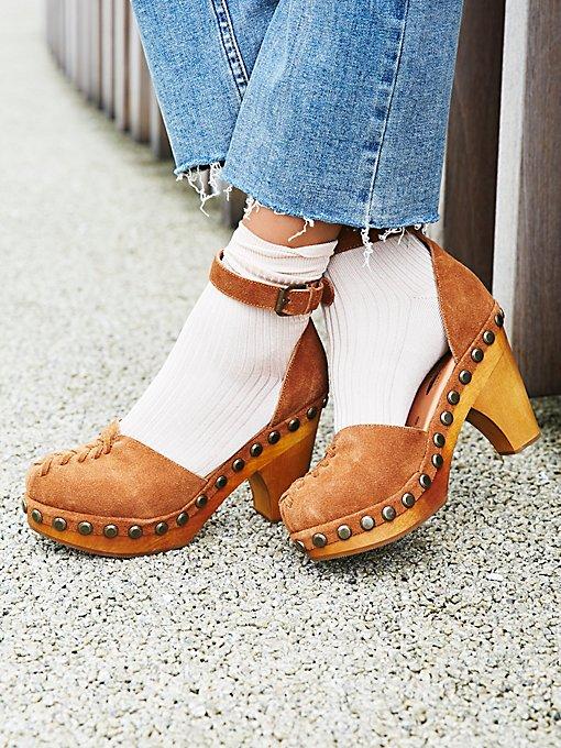 Product Image: Daubs 木底鞋