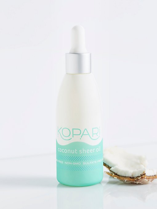 Product Image: Coconut Sheer Face Oil
