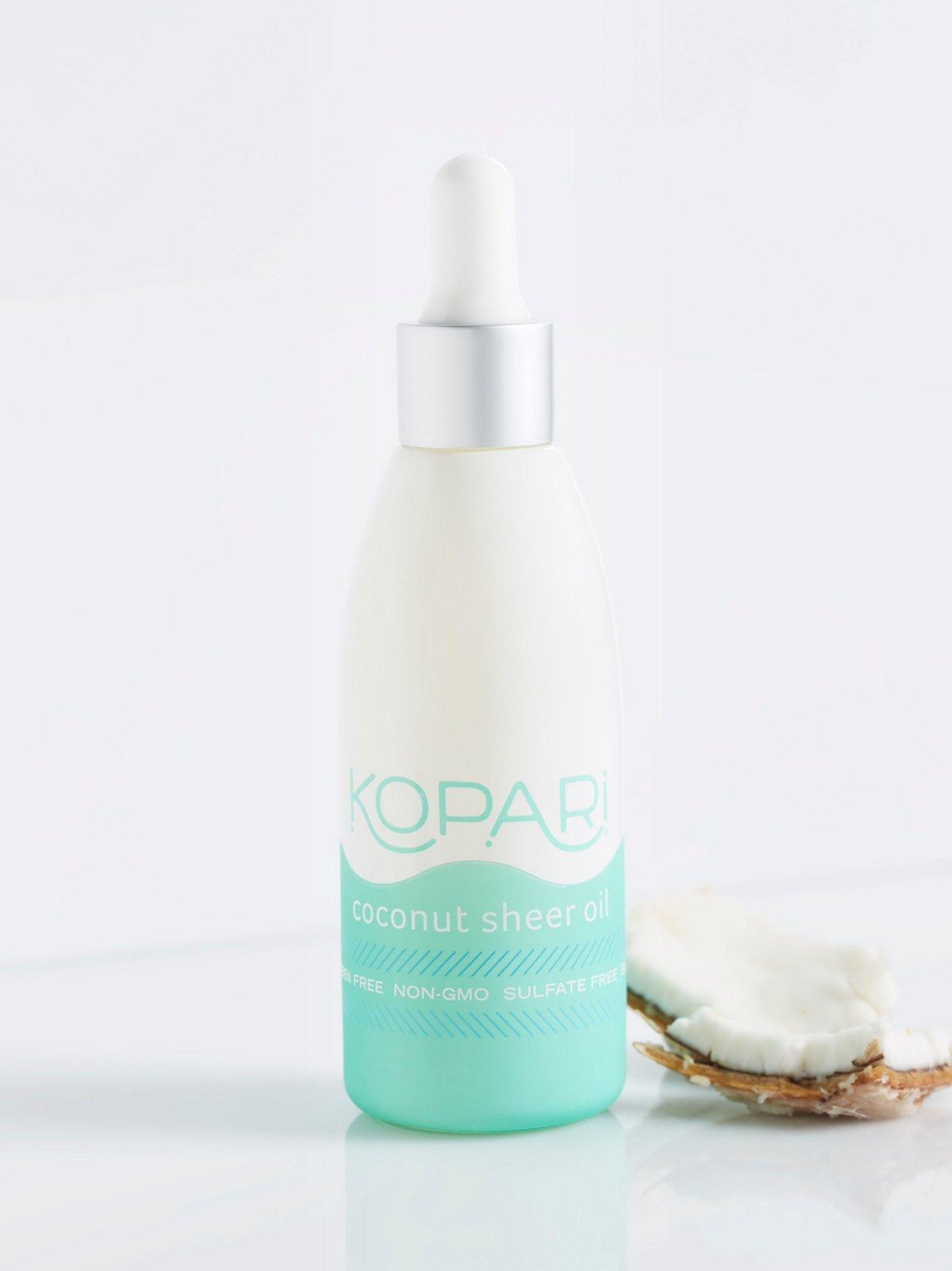 Coconut Sheer Face Oil