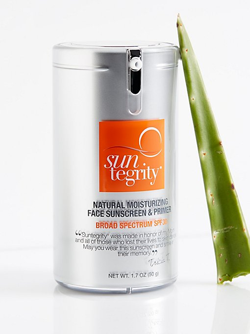 Product Image: Natural Moisturizing Face Sunscreen & Primer