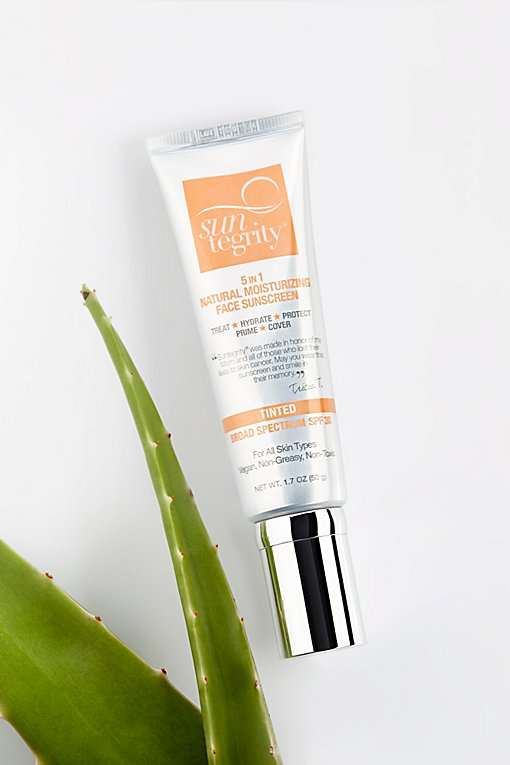 Product Image: 5 in 1 Tinted Face Sunscreen