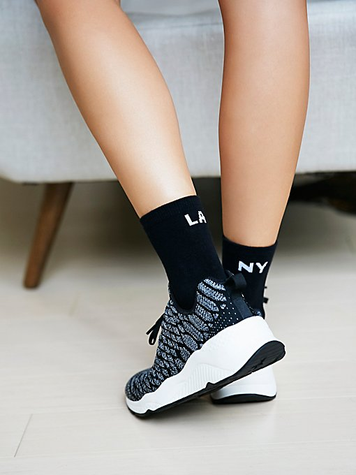 Product Image: Talk Back Ankle Socks