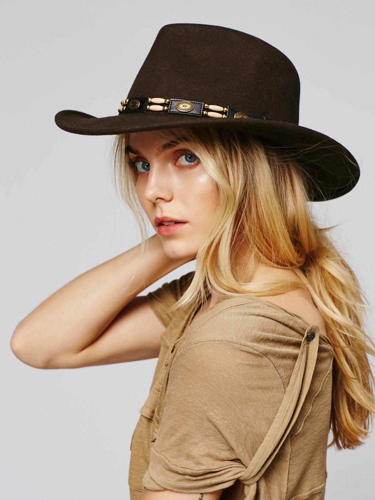 Calimesa Felt Cowboy Hat