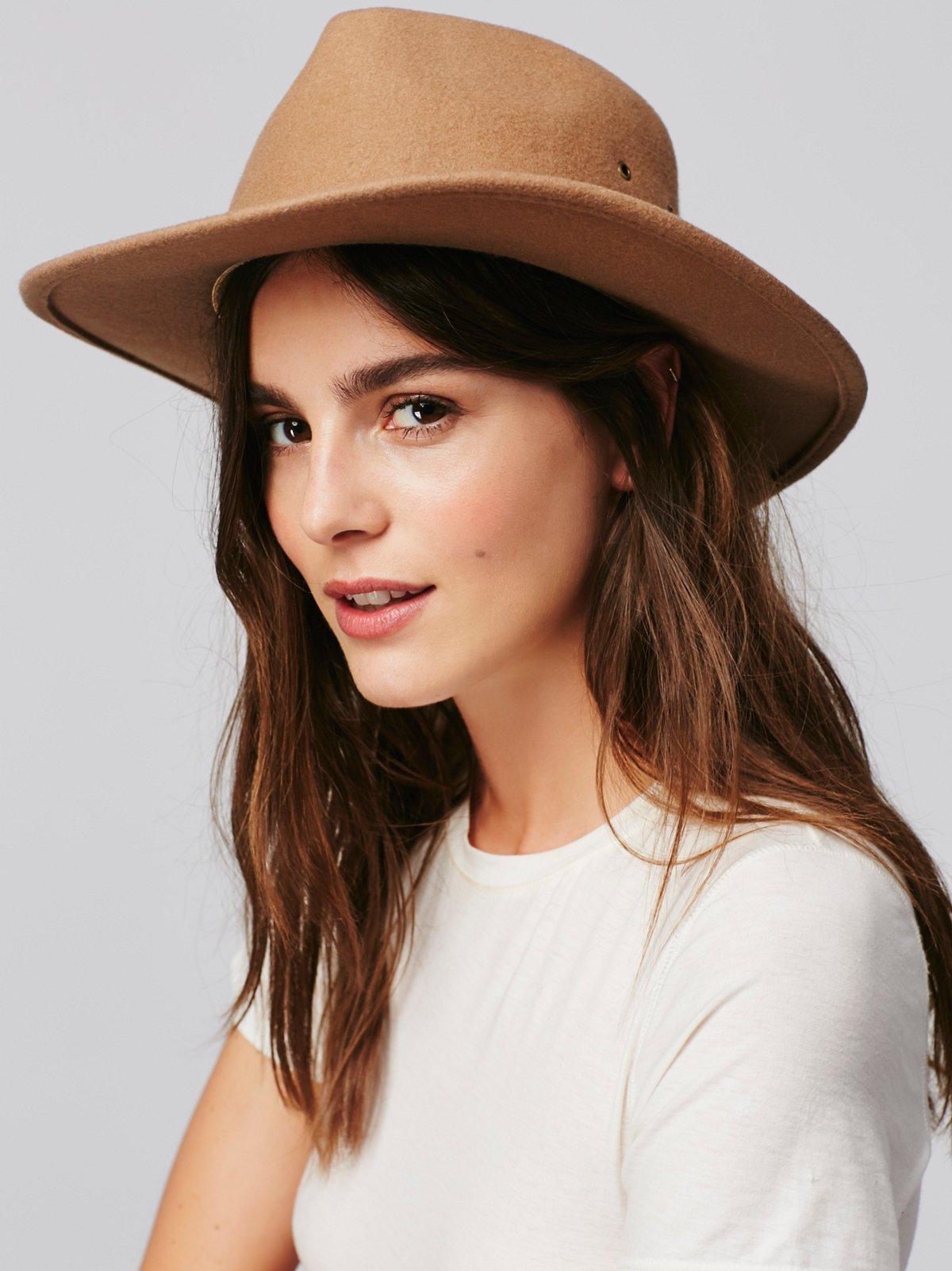 Sawyer Felt Cowboy Hat