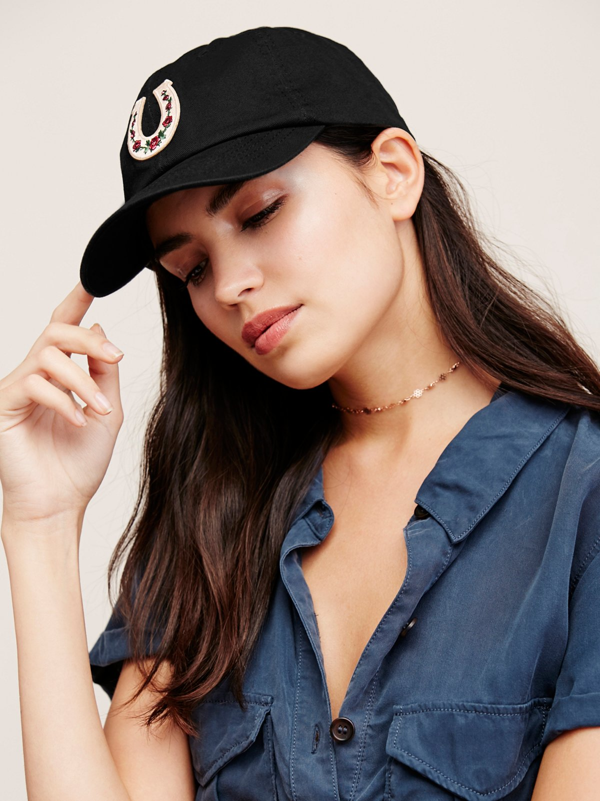 Icon Patched Baseball Hat