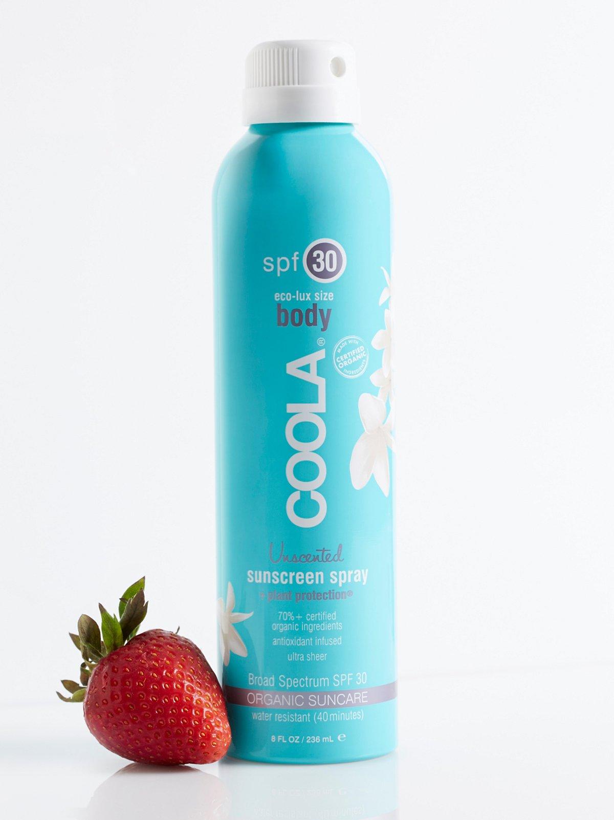ECO-LUX Body Continuous Spray SPF 30 Sunscreen