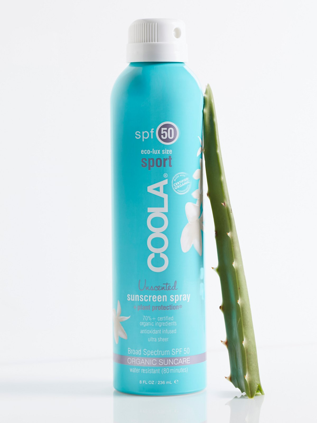 ECO-LUX Sport Continuous Spray SPF 50 Sunscreen