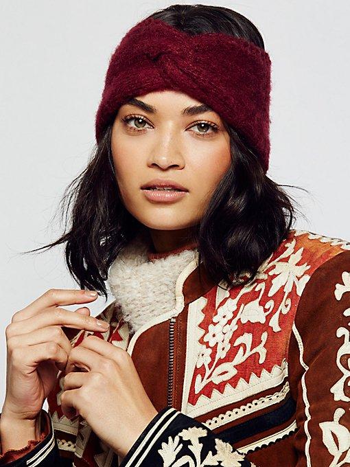 Product Image: Knotty Knit Headband