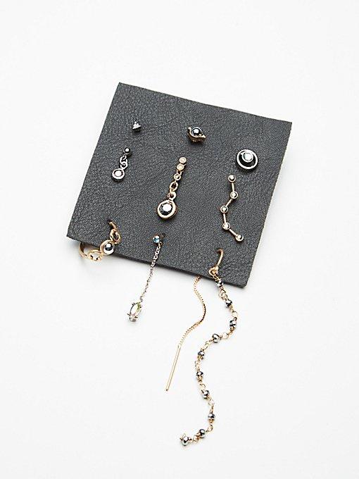 Product Image: Teeny Tiny耳钉套装