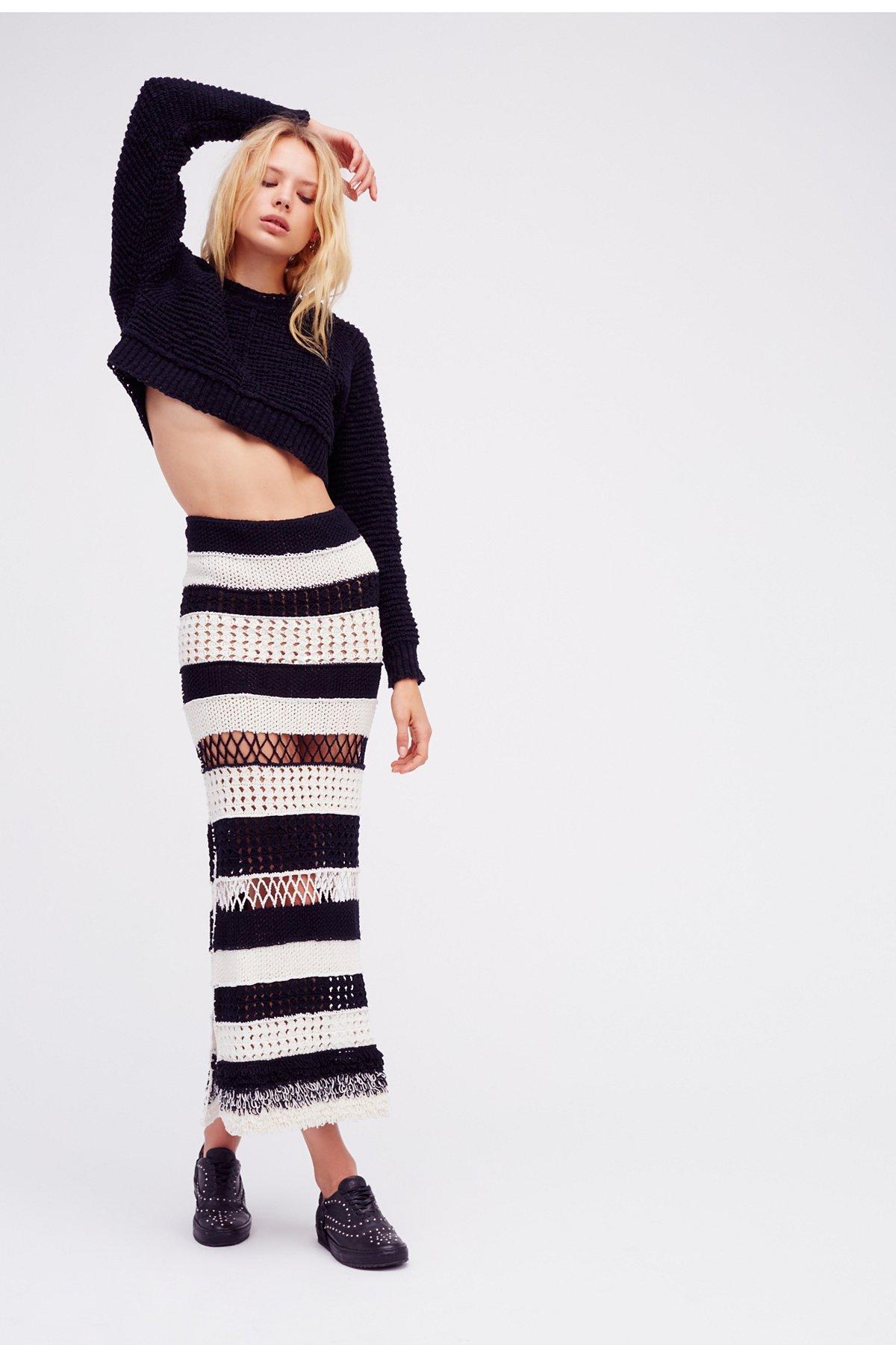 Lexi Sweater Skirt