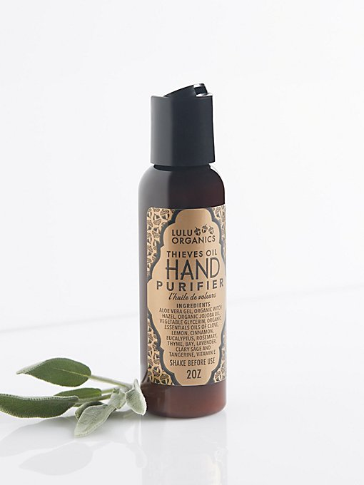 Product Image: Thieves Oil Hand Sanitizer