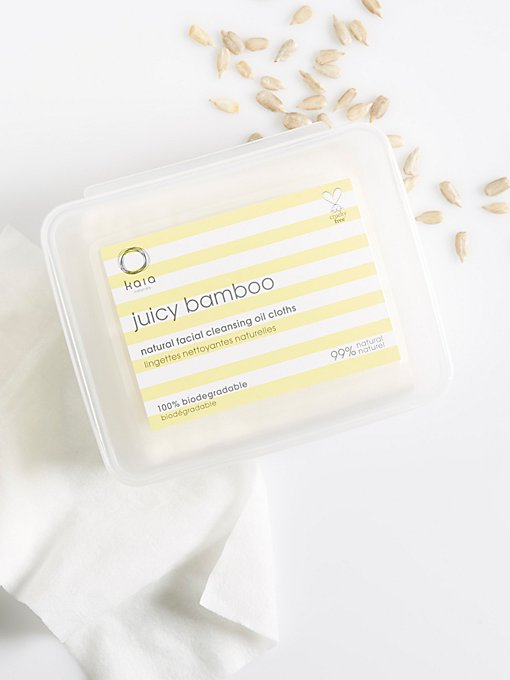 Product Image: Juicy Bamboo Facial Cleansing Cloths