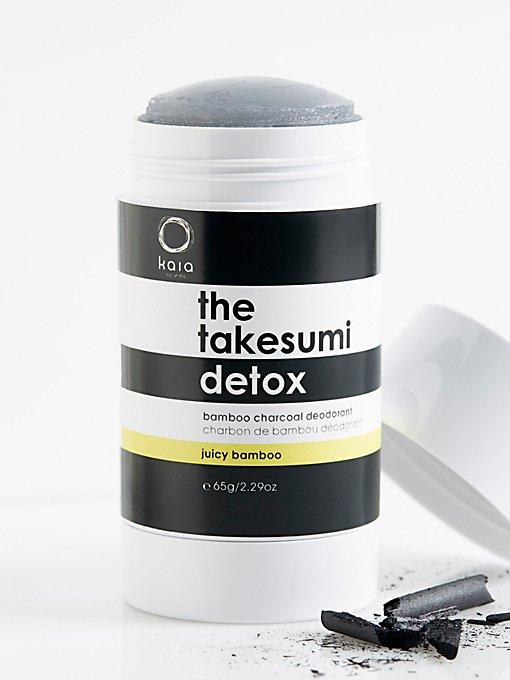 Product Image: Takesumi排毒香体剂