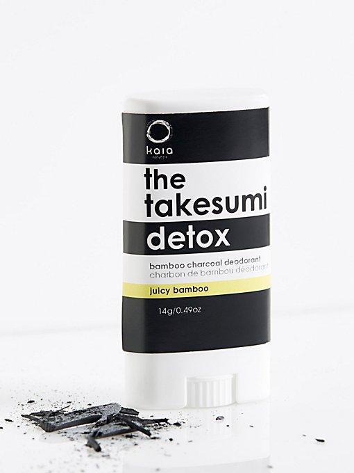 Product Image: Taksumi Detox Deodorant - Travel Size
