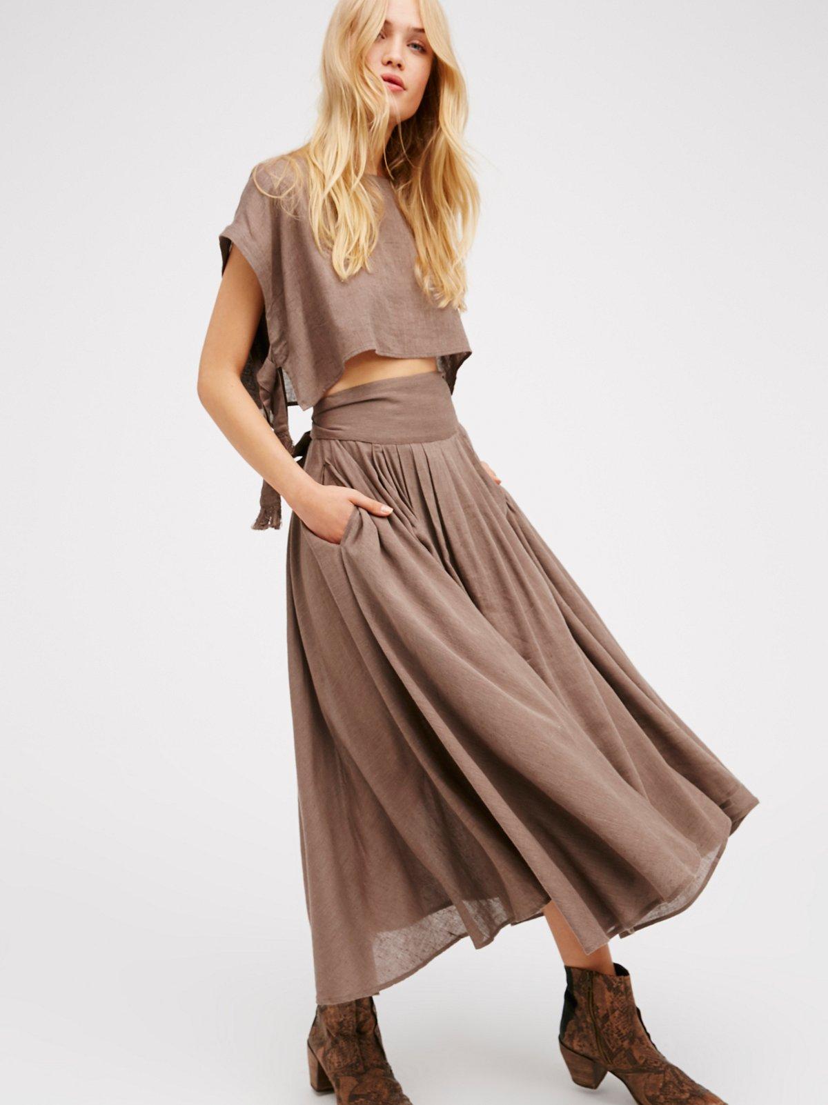 Sundown套裙