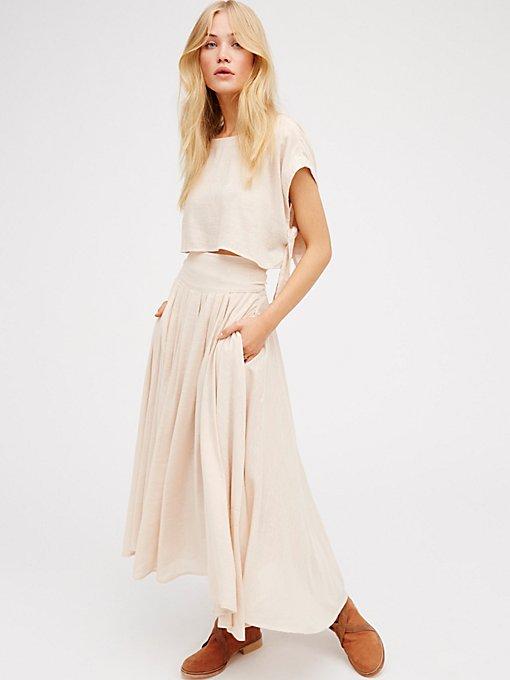 Product Image: Sundown Skirt Set