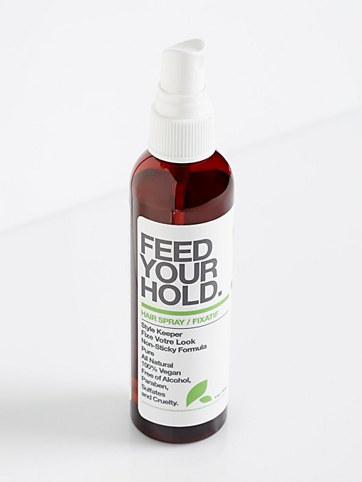 Product Image: Feed Your Hold Hair Spray