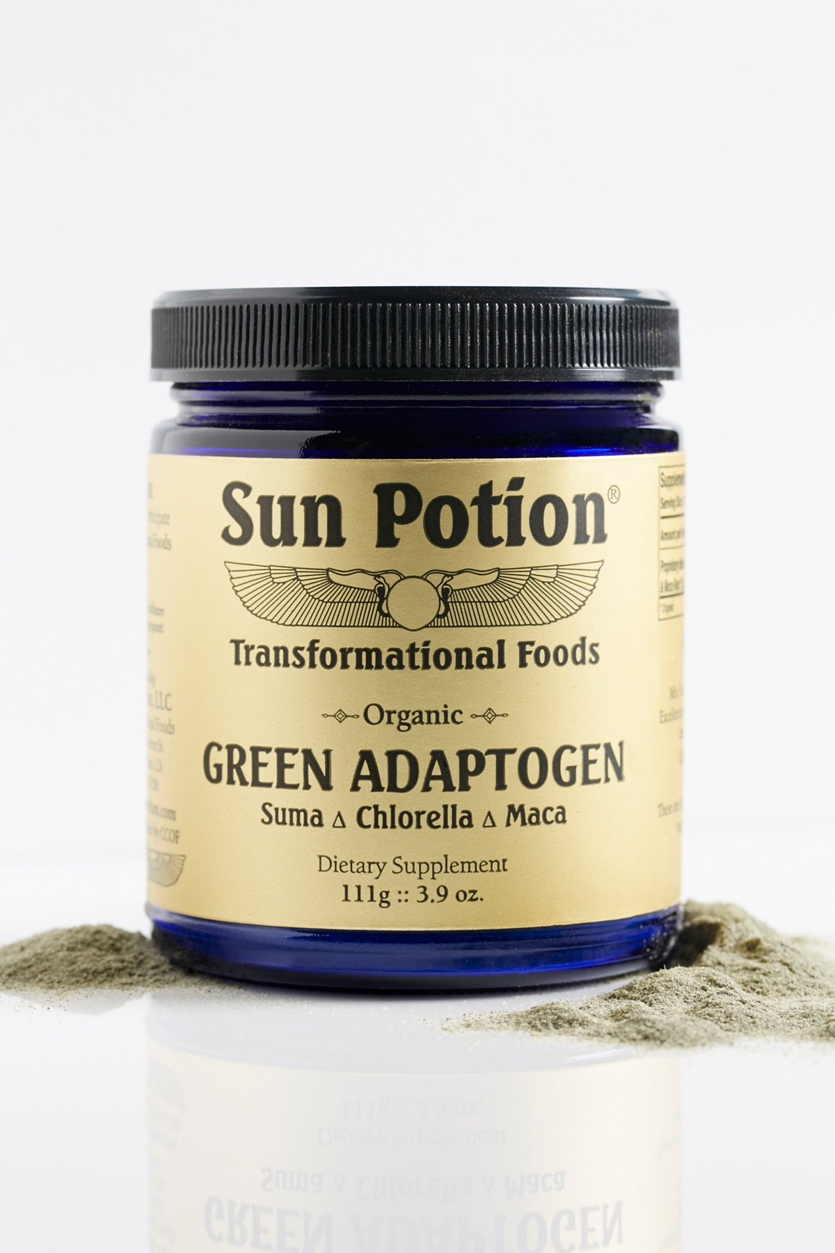 Green Adaptogen Supplement