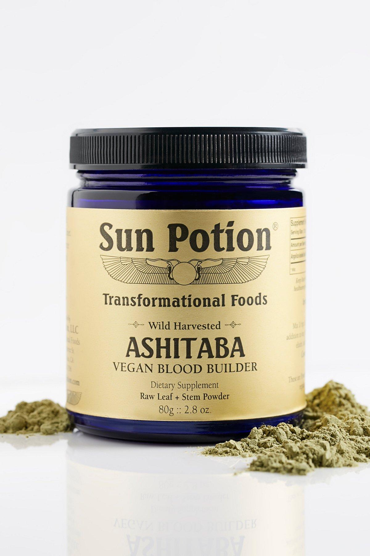 Ashitaba Supplement