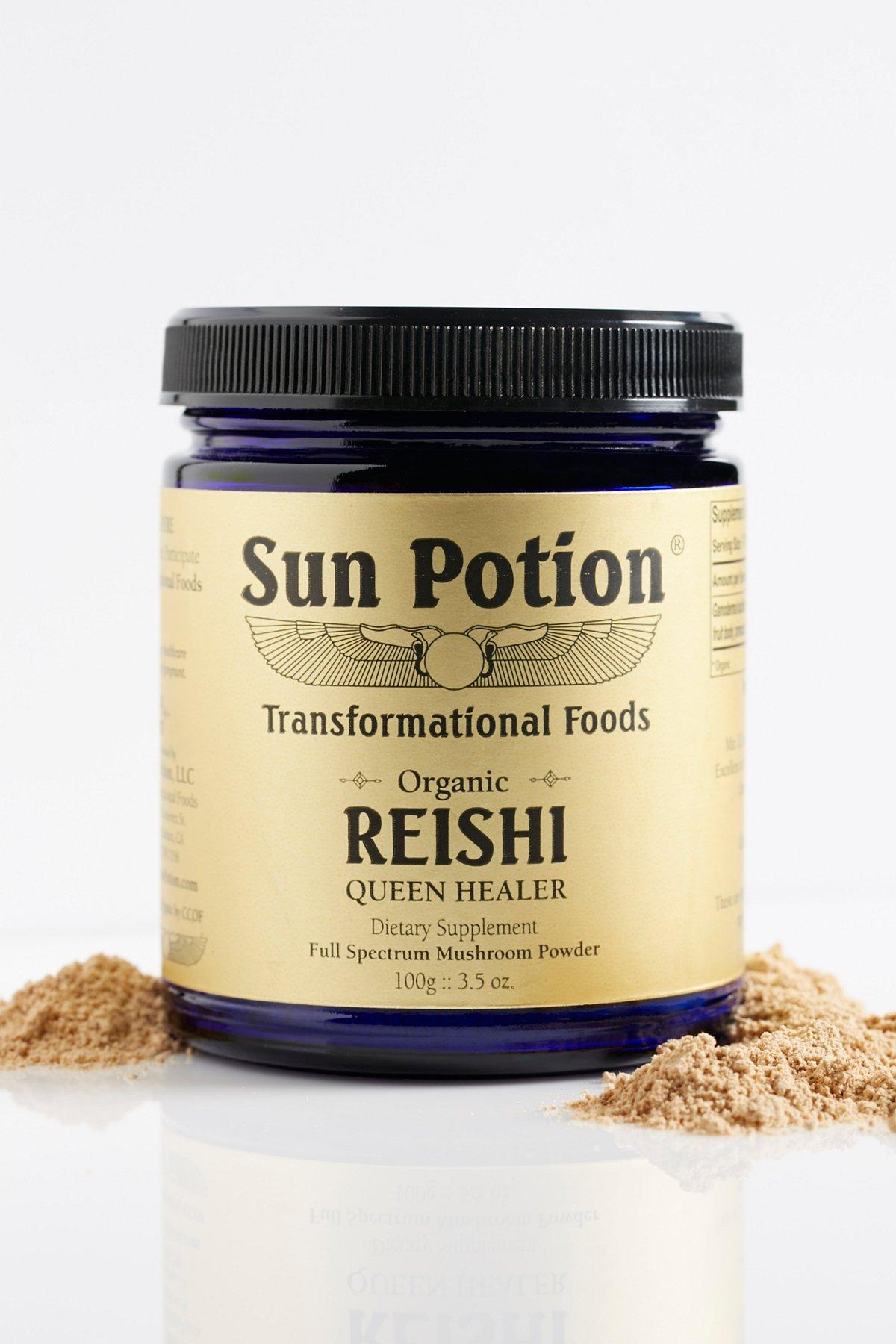 Reishi Supplement