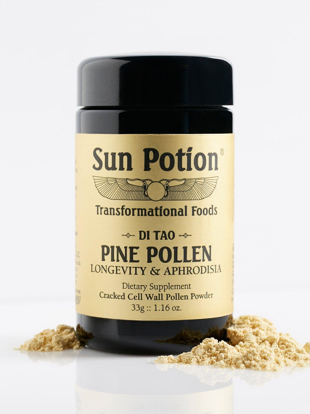 Mason Pine Pollen Supplement