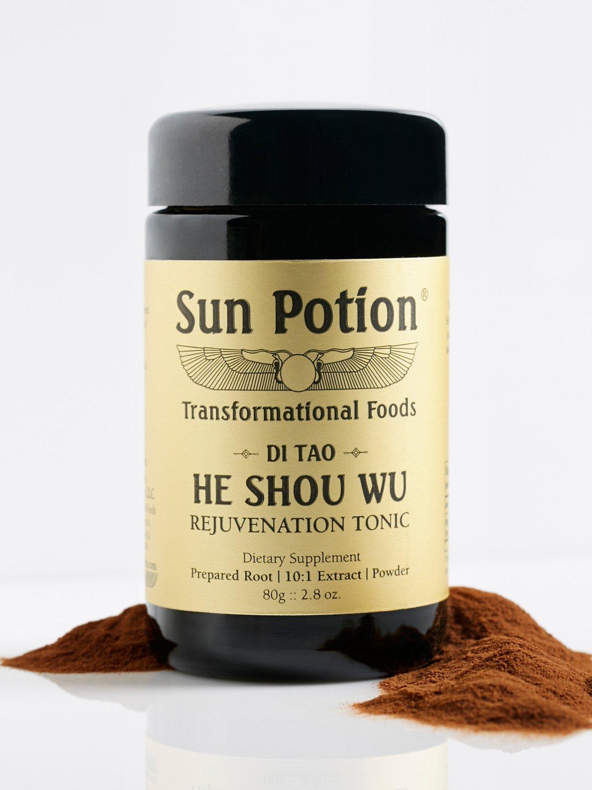 He Shou Wu Tonic