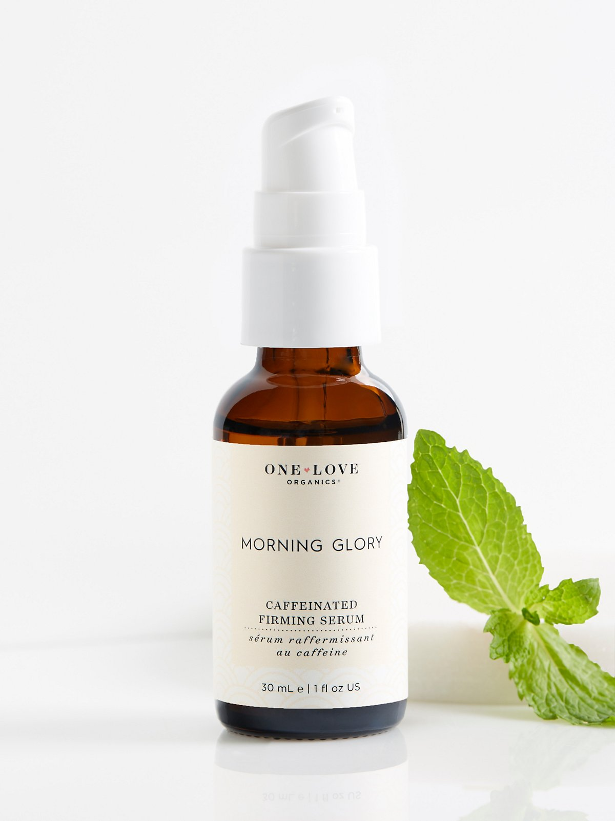 Morning Glory Caffeinated Firming Serum