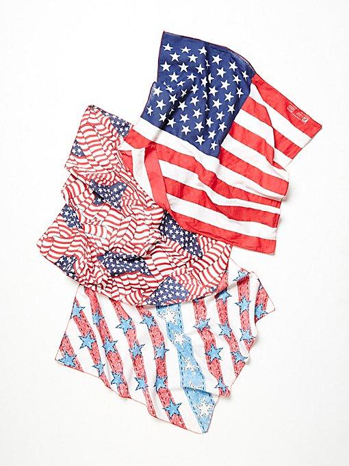 Product Image: Vintage Americana Bandana