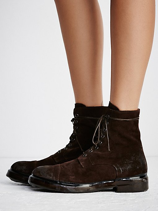 Product Image: Aviation Lace Up Boot