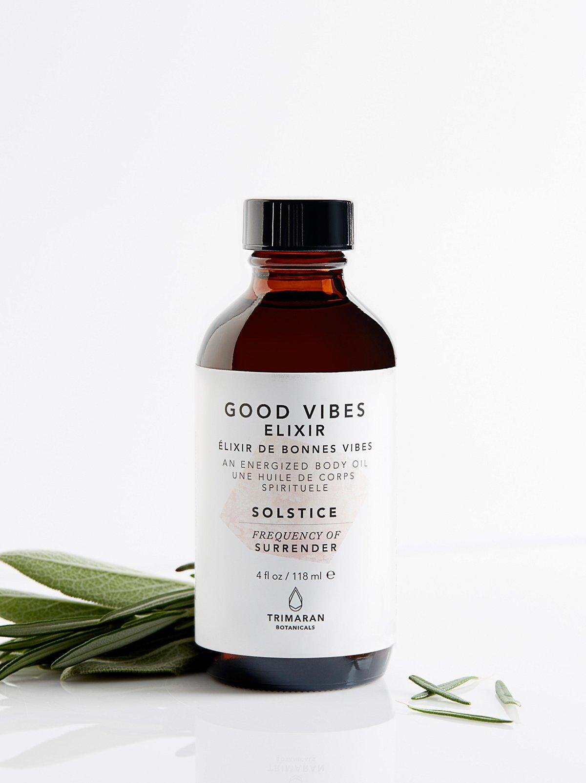 Good Vibes Elixir