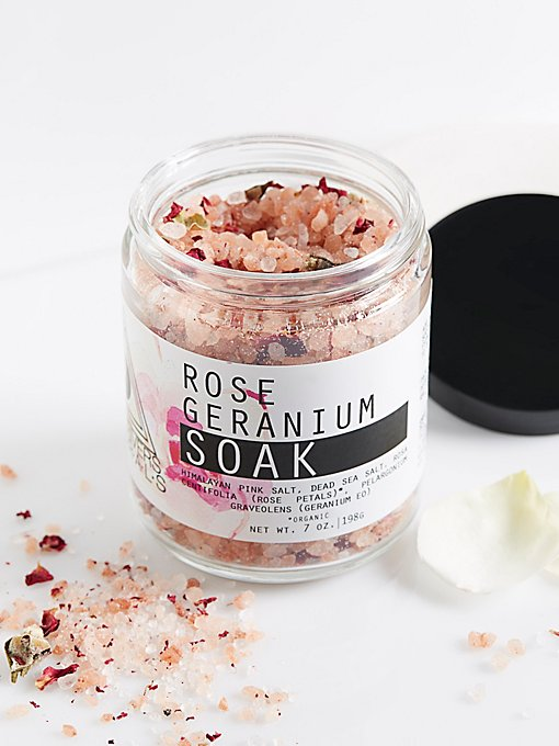 Product Image: Rose And Geranium Soak