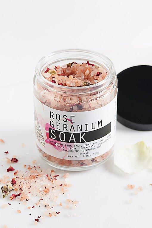 Product Image: Rose And Geranium Soak