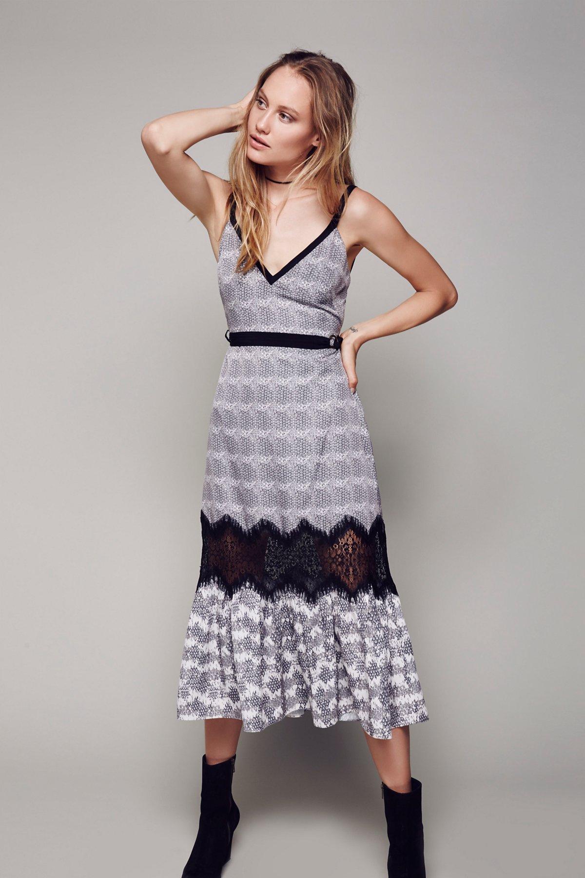 Maja Animal Dress