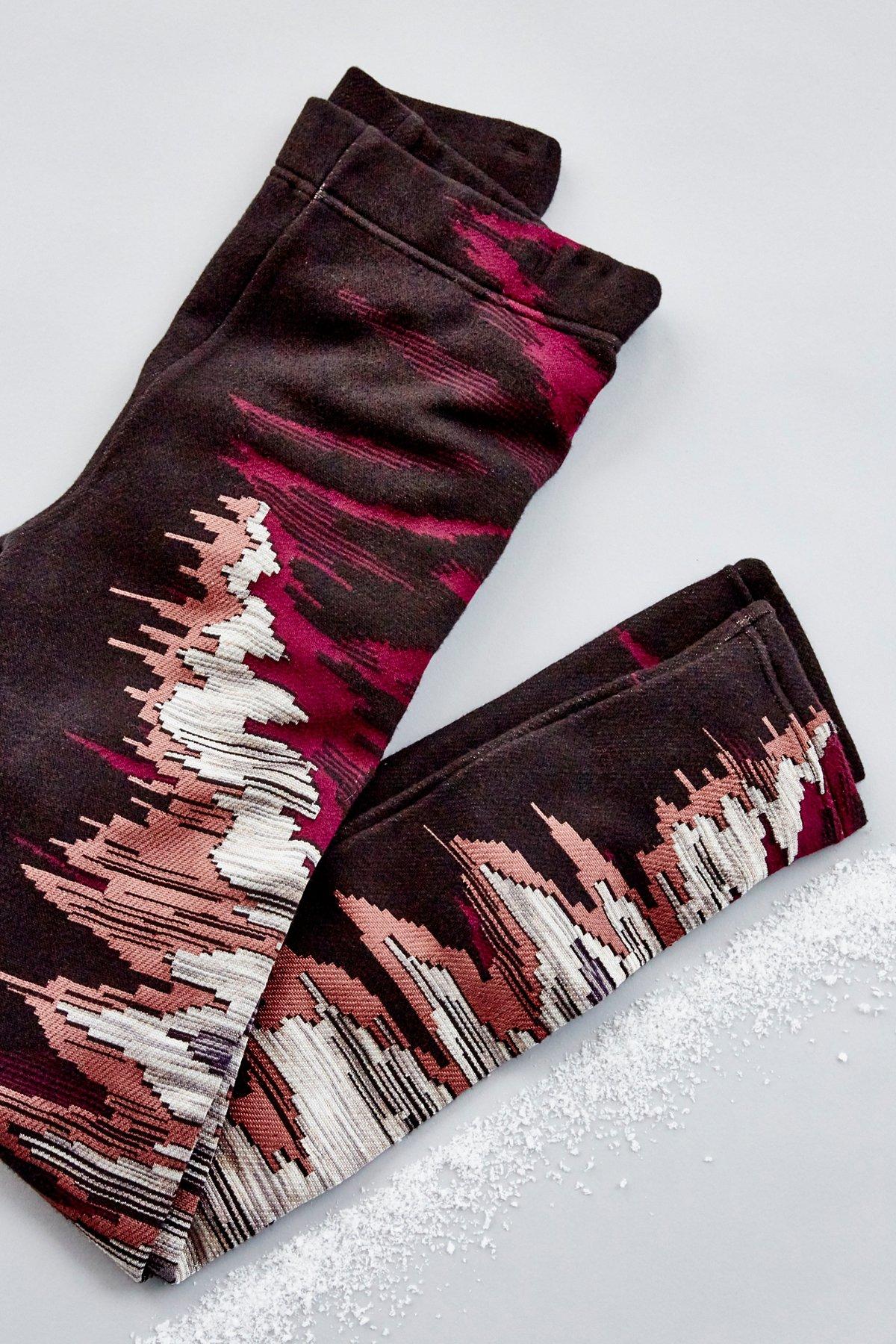 Byzantine Sweater Legging