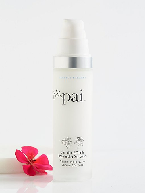 Product Image: Geranium & Thistle Rebalancing Day Cream